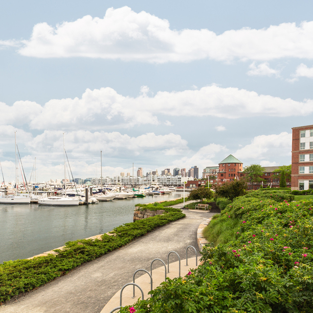Harbor View Apartments: North End Boston Apartments In Charlestown MA