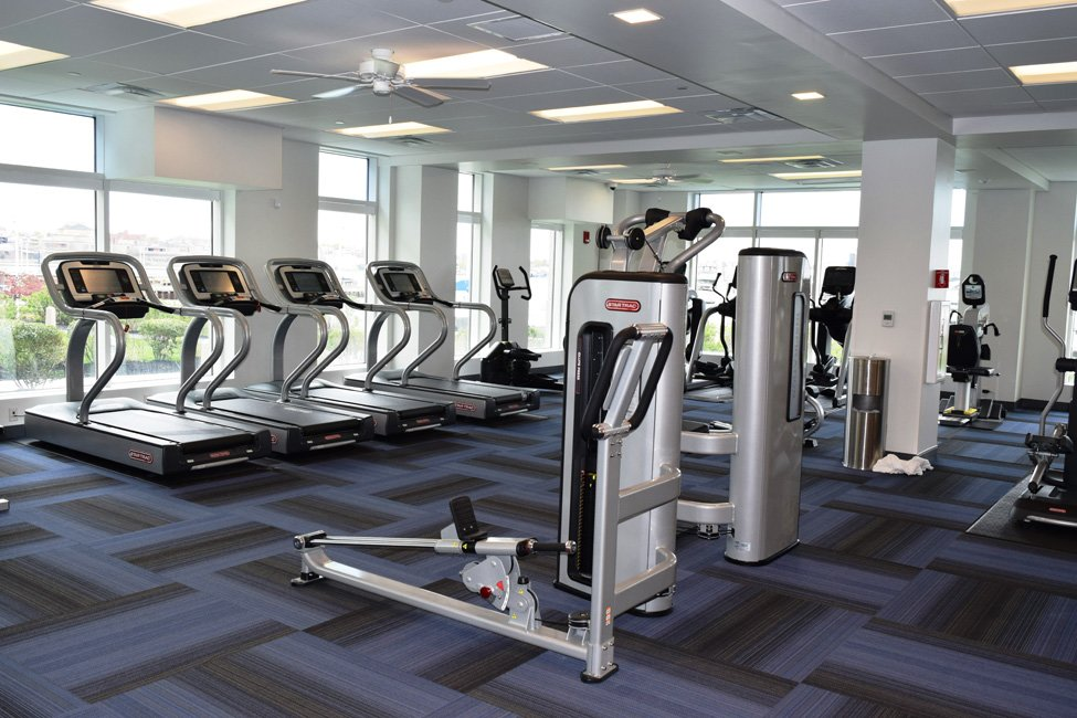 Harbor View At The Navy Yard - Fitness Room with Treadmills